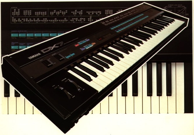 Photo Of Yamaha DX7