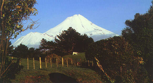 Photo Of Mount Egmont