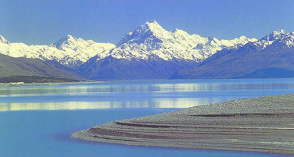 Photo Of Mount Cook