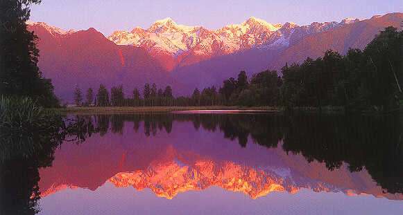 Photo Of Lake Matheson